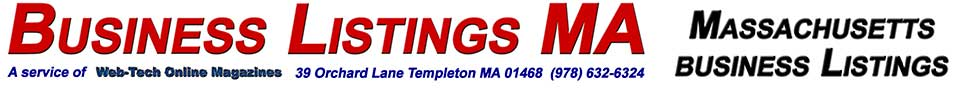 Business Listings Massachusetts